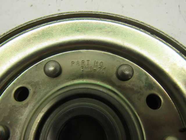 Don Dye Bvi 70 4 38 Quot Od Idler Pulley Single Groove B
