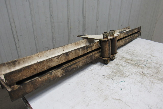 """Used Welders For Sale >> 3 ton Capacity 52"""" Lifting Beam Spreader Bar Rigging Tool ..."""