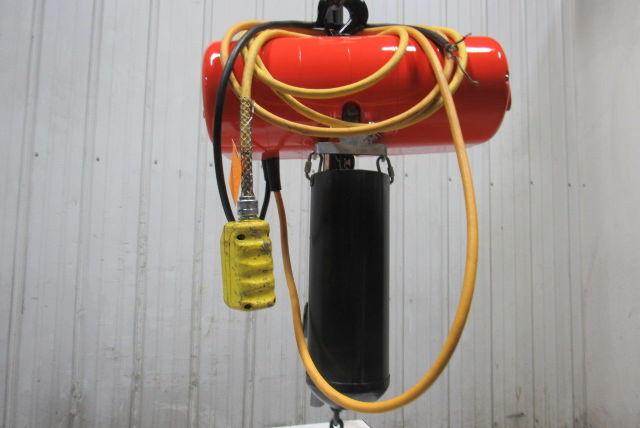 CM Lodestar Model L 1 Ton 1Hp Electric Chain Hoist 230 ...