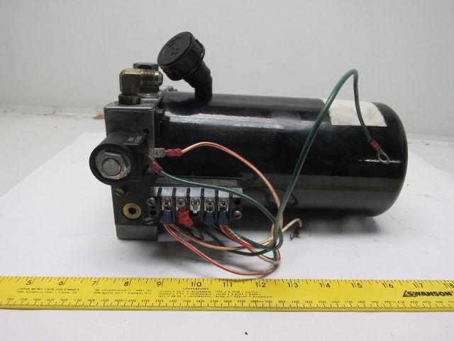 haldex hydraulics 110104 126427 hydraulic pump 24vdc coil. Black Bedroom Furniture Sets. Home Design Ideas