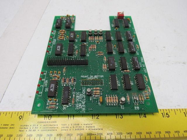 Inductoheat 31035-941 Circuit Board Card