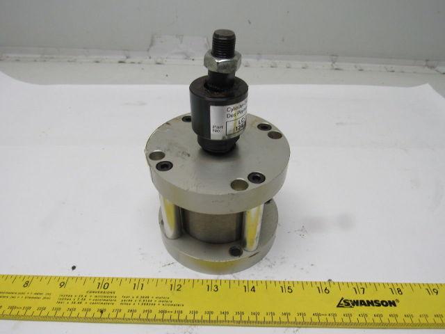 Bimba FO-504-4FMT Pneumatic air Pancake Cylinder 2