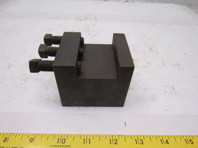 "1-1/2"" Capacity Boring Bar Lathe Tool Holder No Base"
