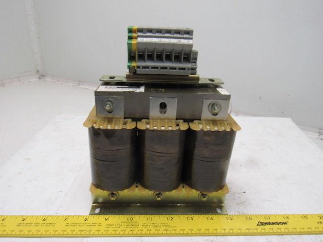 ELN3-0055H055 Lenze PLC NEW In Box Line Reactor Main Choke ELN30055H055