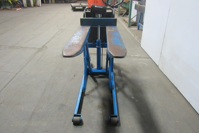 Bishamon Lv100e High Lift Skid Mobile Load Positioner