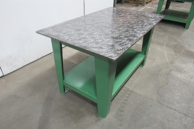H D 5 8 Quot Thick Top Steel Fabrication Layout Welding Table