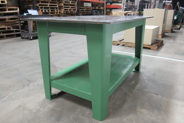 Astonishing H D 5 8 Thick Top Steel Fabrication Layout Welding Table Work Bench 60 X 36 Ibusinesslaw Wood Chair Design Ideas Ibusinesslaworg