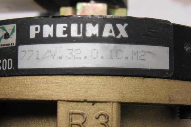 3//2 PNEUMAX 778.32.0.1C.M2 Solenoid Valve NEW