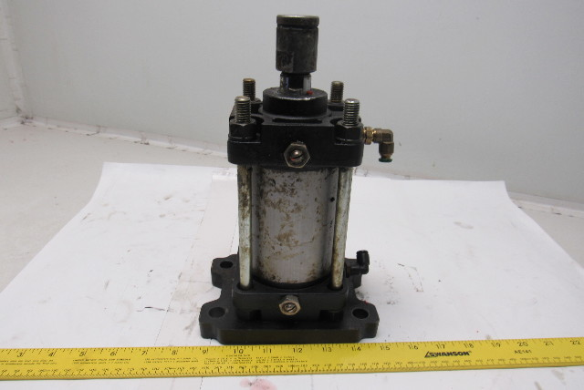 SMC CA1G80-01-43377 25mm Rod 60mm Stroke 80mm Bore Pneumatic Tie Rod Cylinder