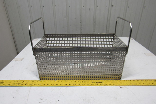 Used Welders For Sale >> Heavy Duty Stainless Steel Parts Washer Dip Basket 19-1 ...