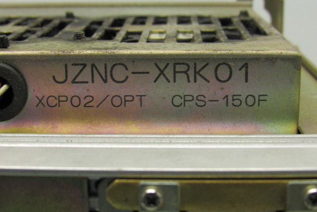 Details about Yaskawa JZNC-XRK01D-1 Yasnac CPS-150F XCP01C Motoman Control  Drive Power Supply