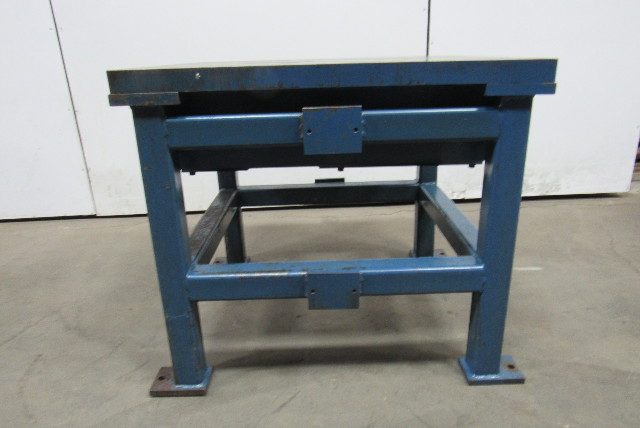"""2"""" Thick Top Steel Machine Base Welding Table Work Bench 38""""x34""""x33"""""""