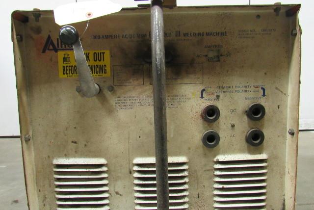 Airco 1341-0272 300 AMP AC/DC Bumblebee III Stick Arc ...