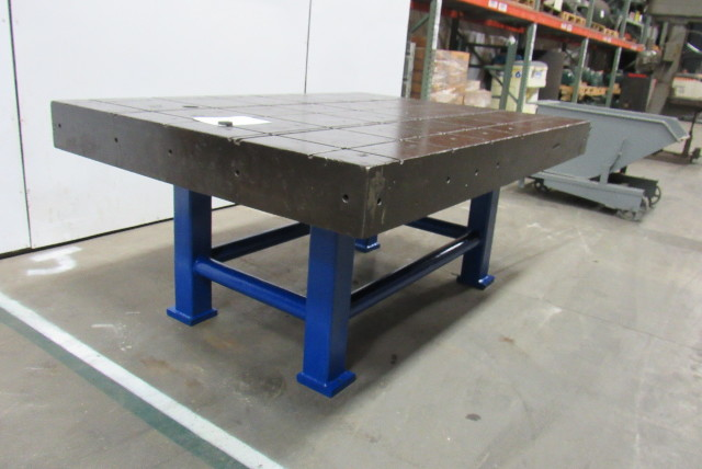 Cast Iron Welding Layout Inspection Work Table Bench 70 1