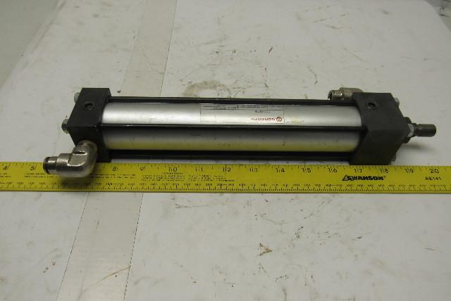 "Norgren 1054879 Pneumatic Tie Rod Cylinder 1-1/2"" Bore 8"" Stroke"
