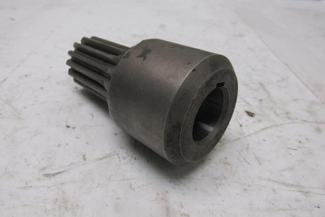 Steel 15 Spline Male Adapter 1 U0026quot  Keyed Bore