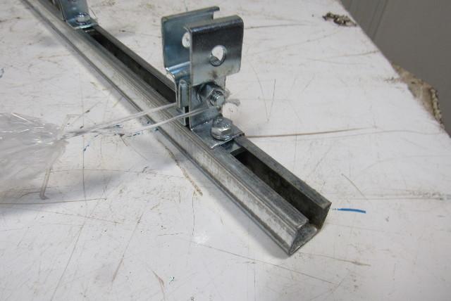 Duct O Wire Overhead Crane Flat Cable Fc Festoon Bracket