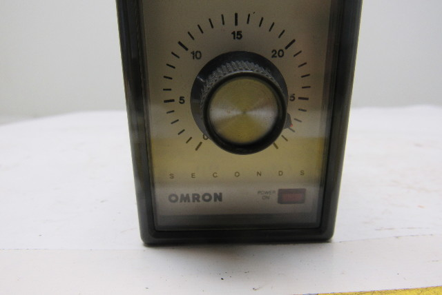 Omron Stp Mnhab Time Delay Relay 30s
