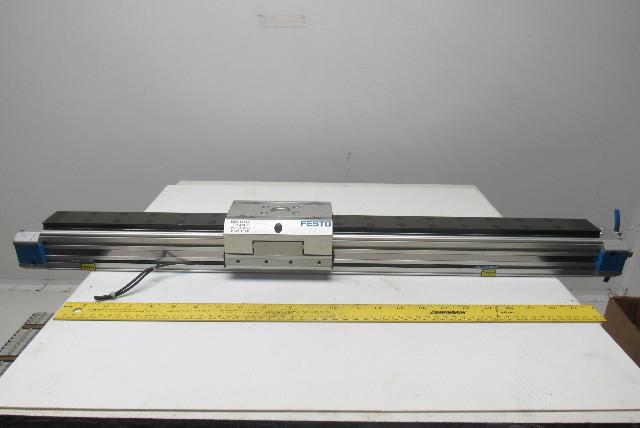 Festo DGPL-32-520-PPV-A-KF-B Pneumatic Linear Actuator 32mm Bore 520mm Stroke