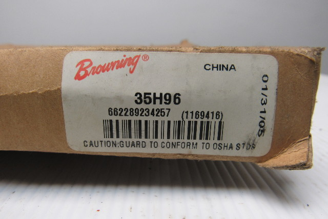 Browning 6045X 1 1//4 Finished Bore Roller Chain Sprocket 45 Teeth Regal Steel Single Strand