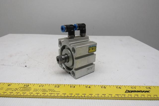 Festo ADVC-50-10-I-P-A Pneumatic Air Cylinder 50mm Bore 10mm Stroke