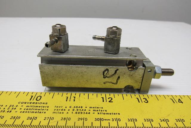 Festo DmmL-15-20-P-A Compact Air16 Bore 20mm Stroke Flex Cush Sensor Ready