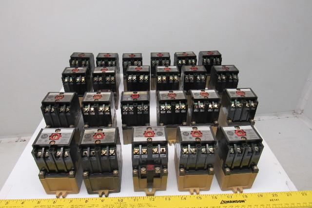 Details about Allen Bradley 700-P400A1 600V AC/DC Magnetic Contactor  Starter 120V Coil Lot/23