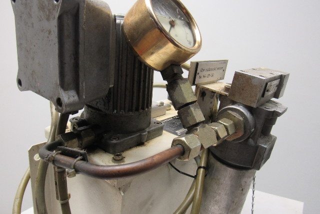 265//460V MFE5-BW7-V71 MFE5-V70-A Pump Vogel Central Automatic Lubricator