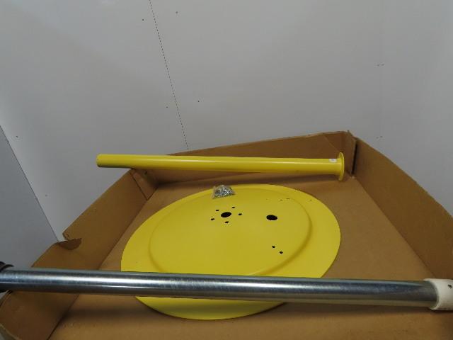 Tpi Acm P Industrial Floor Fan Pedestal Mount Kit For 24