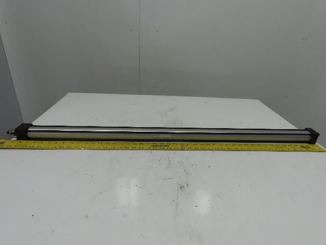 "Norgren 1023241 Pneumatic Tie Rod Cylinder 1-1/2"" Bore 42"" Stroke"