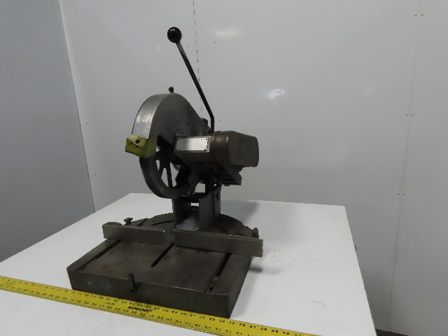 "CTD M25R 230/460V 12"" Chop Miter Saw Bench Table Top 3450 RPM"