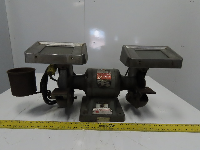 Awe Inspiring Details About Delta Rockwell 438 02 314 0186 7 115 230V 1 2Hp 1Ph 1725Rpm Bench Grinder Lamtechconsult Wood Chair Design Ideas Lamtechconsultcom