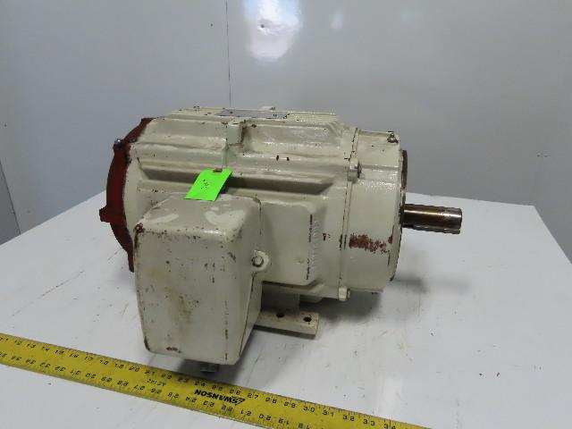 General Electric 20hp 3555rpm 3ph 460v Automotive Duty Ac