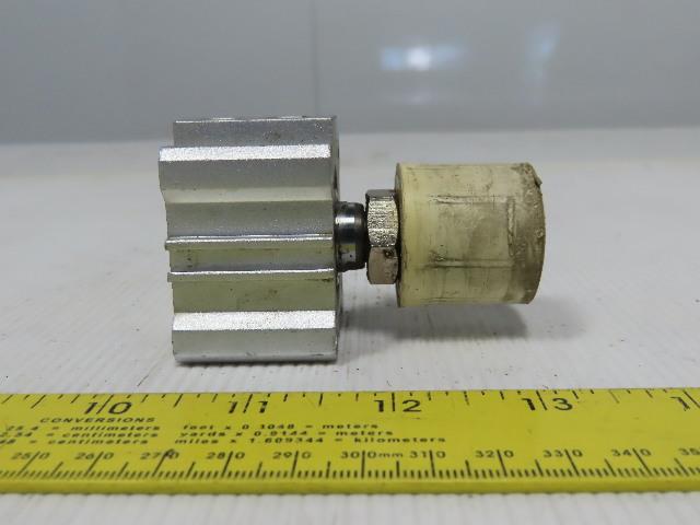 Quanwei QCQ2B 32mm Bore 10mm Single Acting Spring Return Air Cylinder