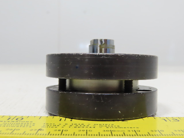 "Lin-Act STCC-1.5x.25-4 1-3/4"" Bore 1/4"" Stroke Double Acting Cylinder"