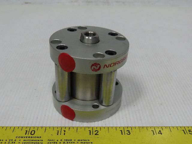 "Norgren FP150X1.500 1-1/2"" Bore 1-1/2"" Stroke 5/8 Rod Double Acting Air Cylinder"