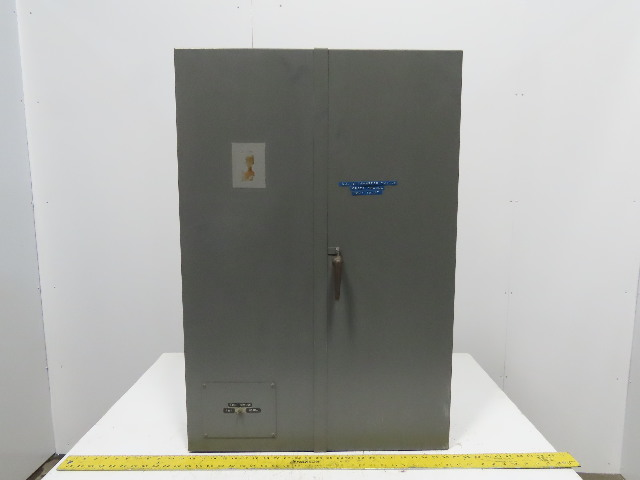 ASCO 905259G Vintage1966 200A Transfer Switch 220V 60Hz