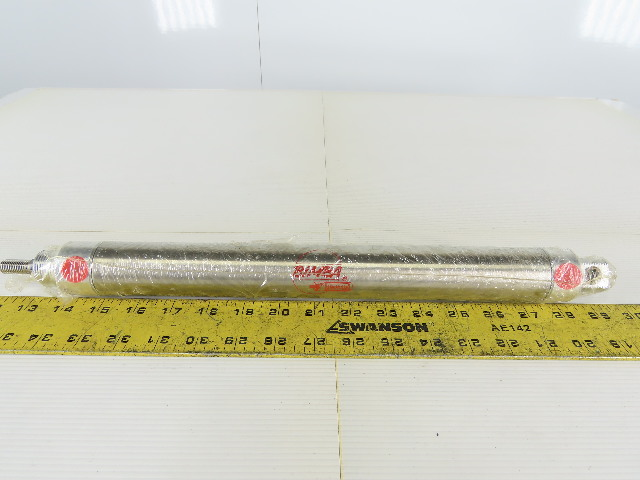 """Bimba MRS-1711-DXP 1-9/16"""" Bore 11"""" Stroke Double Acting Air Cylinder"""