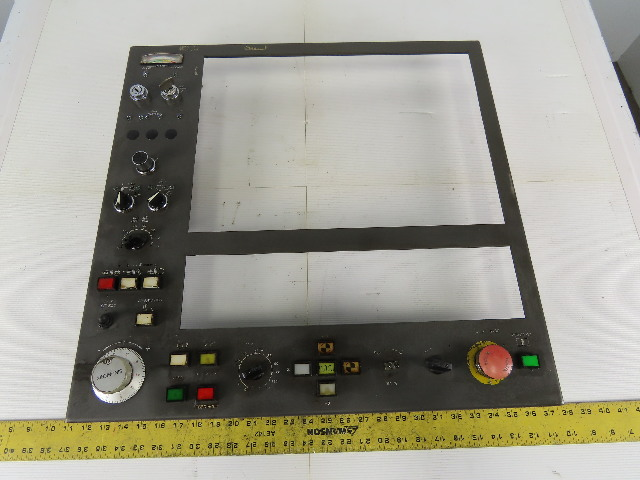 Hyundai HIT 15S CNC Lathe Operator Control Panel Cover