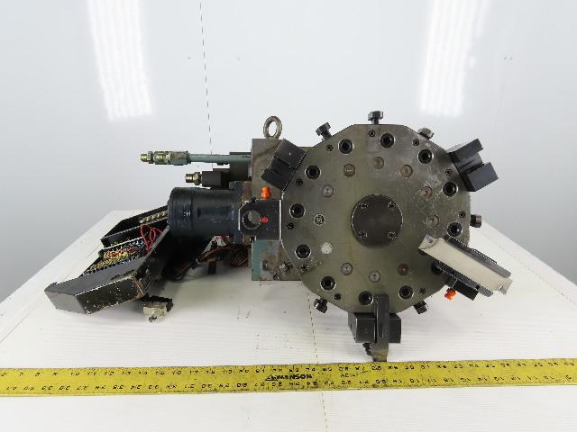 Mori Seiki SL-A 12 Station Tool Changer Turret Assembly CNC Lathe