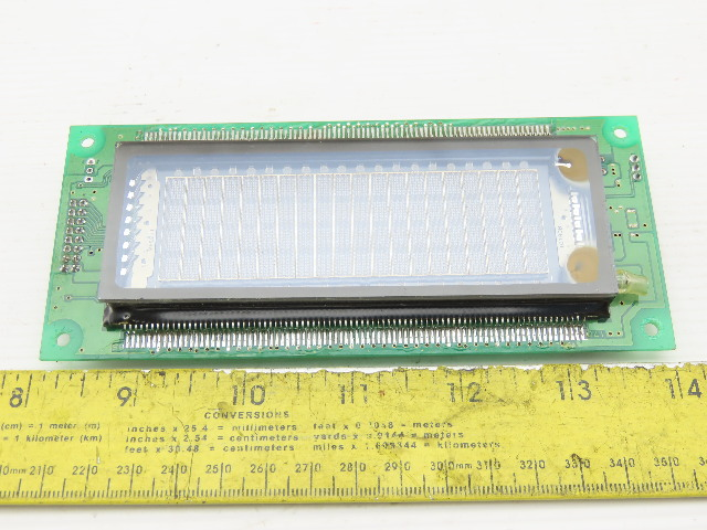 ISE Electronics Corp CU20045SCPB-T23A Display Board