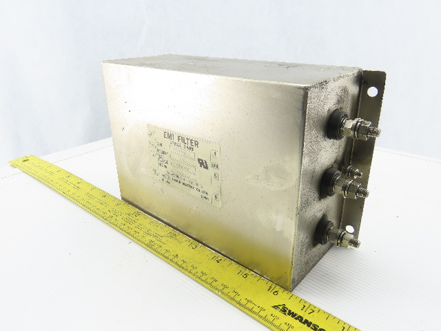 Soshin NF3050A-Z 3 Phase 3 Wire 50 A 250VAC 50/60Hz