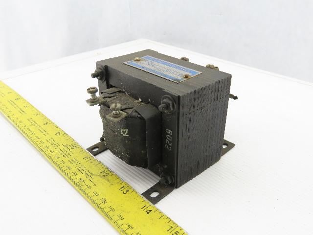 Coiltran 05P58-0038 Control Transformer .150KVA 60Hz 1PH