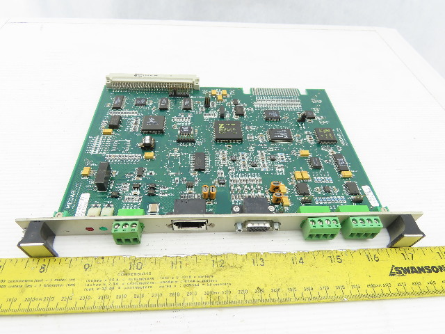 Medar 900-7853-2M1 SF166-02 Weld Interface Module Nachi Robot