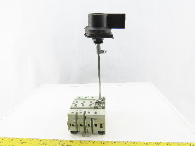 Schneider Electric LK3DU3 Disconnect Switch 30A 600VAC 3Ph