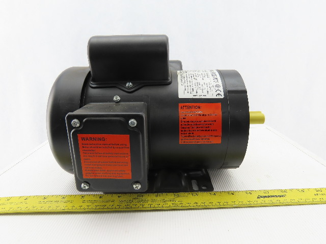 Worldwide Electric NT1.5-18-56CB 1-1/2Hp Elec. Motor 115/230V 56HC FR 1725 RPM