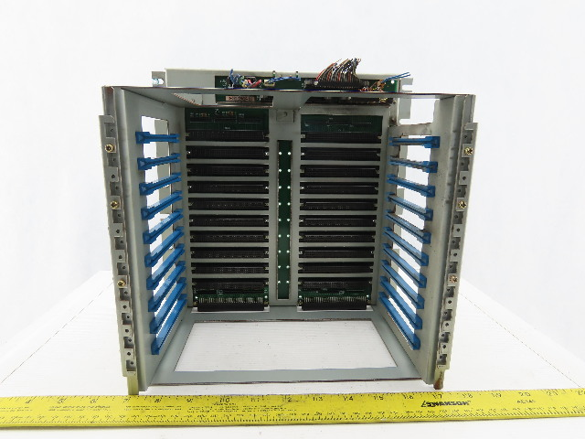 Nachi UM135 10 Slot PLC Card Chassis Slot Rack