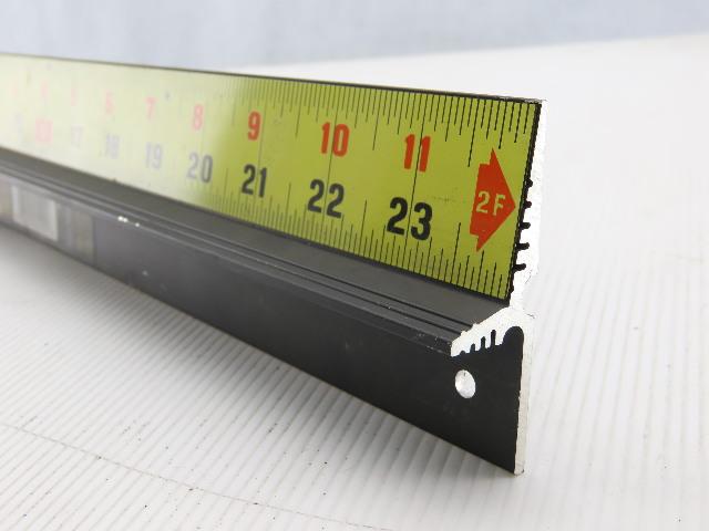 Stanley 45 101 24 Straight Edge Cutting Safety Ruler Wallpaper Sheet Rock