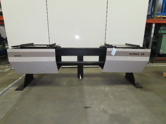 Midaco Series 30 CNC Work Holding Manual Pallet Switcher Changer