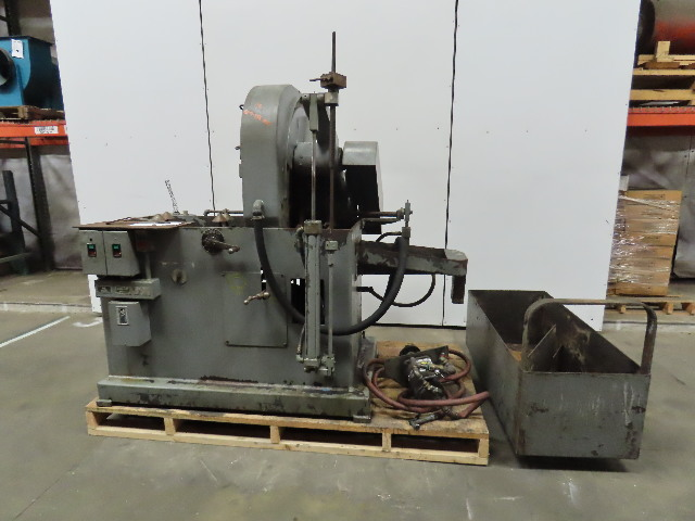 """Campbell 20HP 16""""-18""""  Abrasive Cut Off Saw Coolant Fed 230V 3Hp"""